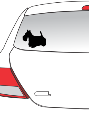 Doggie Decals